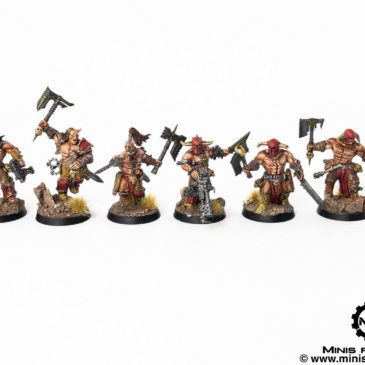40k – Chaos Cultists Kill Team