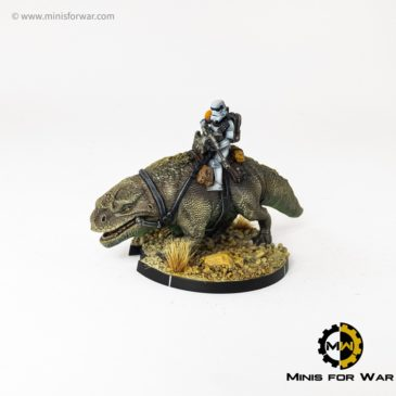 Star Wars: Legion – Dewback Rider