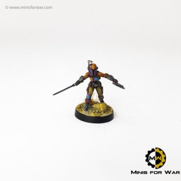 Star Wars: Legion – Sabine Wren and Bossk