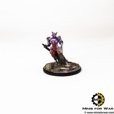Kingdom Death – Sci-Fi Flower Knight