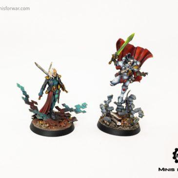 40k – Ephrael Stern & Kyganil