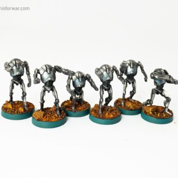 Star Wars: Legion – B2 Super Battle Droids