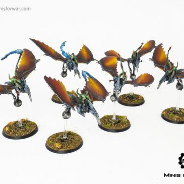 AoS – Terradon Riders