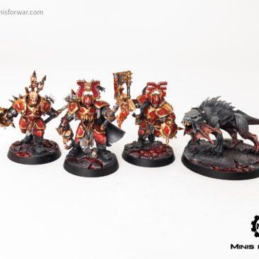Warhammer Underworlds – Magore's Fiends