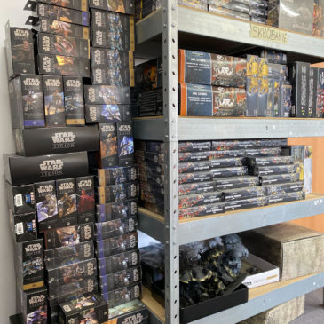 Events – Get to know our Studio – Ordering Your Models!