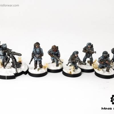 Star Wars: Legion – Rebel Veterans