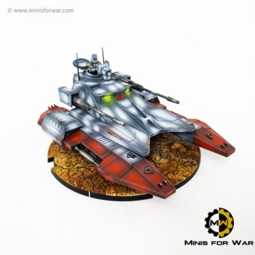 Star Wars: Legion – TX-130 Saber-class Fighter Tank Unit Expansion