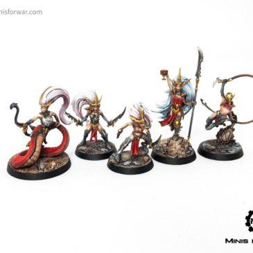 Warhammer Underworlds – Morgwaeth's Blade-coven