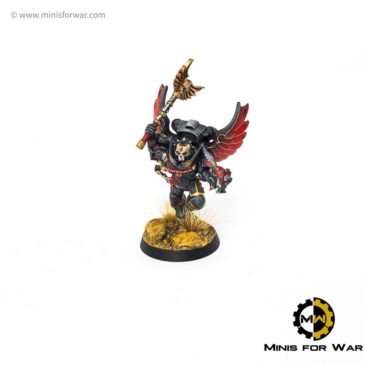 40k – Blood Angels Chaplain