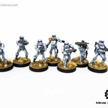 Star Wars: Legion – Stormtroopers & E-Web Heavy Blaster Team