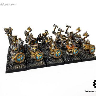 AoS – Classic Dwarfs