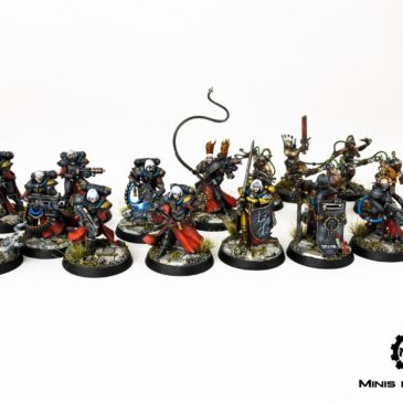 40k – Sisters of Battle Kill Team