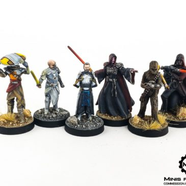 Star Wars: Legion – Heroes, Order66miniatures