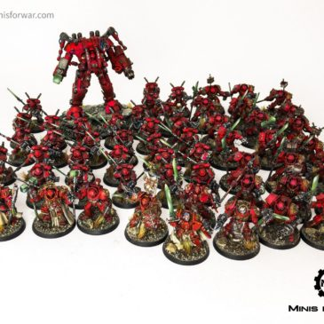 40k -Grey Knights Army Showcase