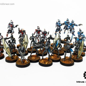 Star Wars: Legion – BX-series Droid Commandos & ARC Troopers