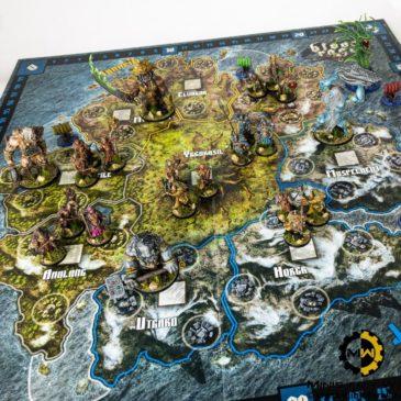Board Games: Blood Rage