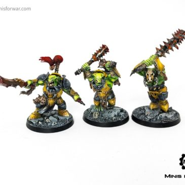 Warhammer Underworlds – Morgok's Krushas