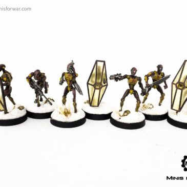 Star Wars: Legion – BX-series Droid Commandos Unit Expansion