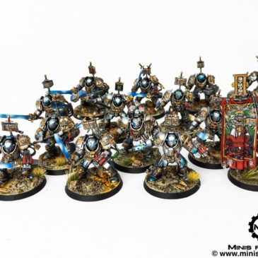 40k – Grey Knights Army Showcase
