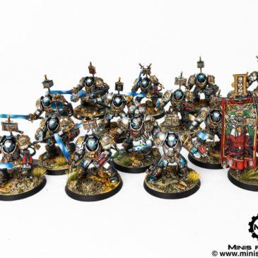 40k – Grey Knights Army Showcase