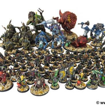AoS – Gloomspite Gitz Army Showcase