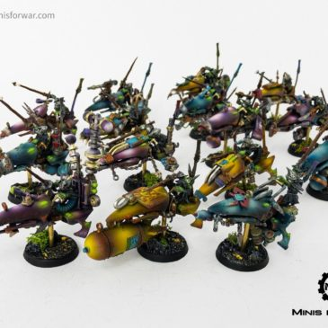 40k – Ork Jetbikes/ Part 2
