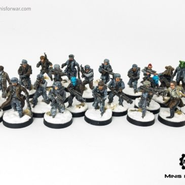 Star Wars: Legion – Rebel Alliance Infantry