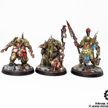 Warhammer Underworlds: Wurmspat & Rippa Snarlfang