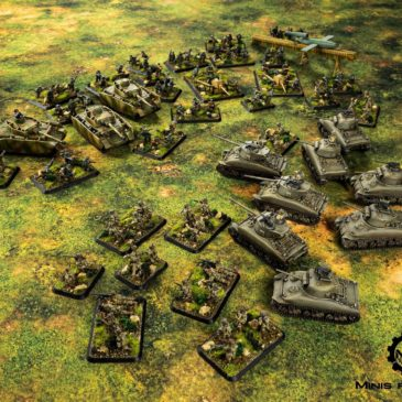 Flames of War – Hit the Beach
