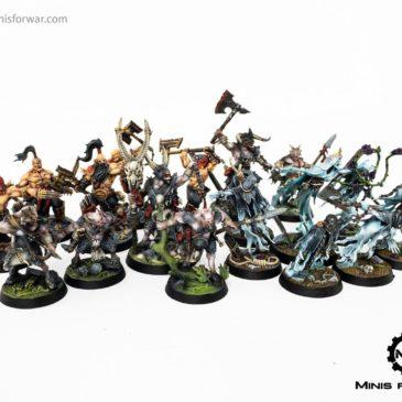 Warhammer Underworlds: Shadespire Warbands