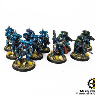 40k – Ultramarines Army