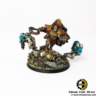 30k – Angron Primarch
