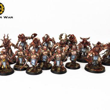 Necromunda – Corpse Grinders & Enforcers