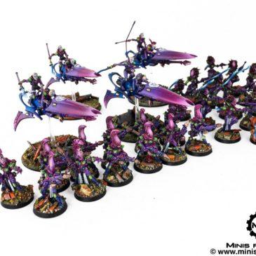 40k – Harlequin & Eldar Army