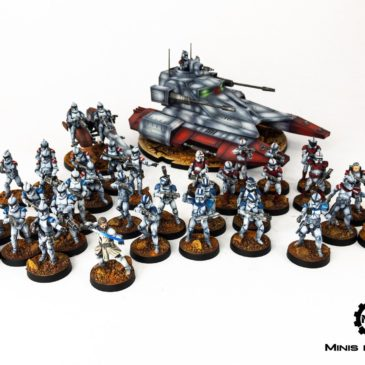 Star Wars: Legion – Clone Wars/ Clone Army