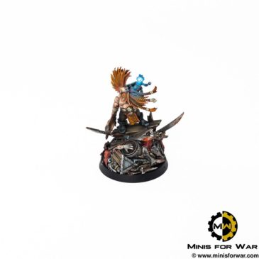 AoS – Gotrek, Gyrocopters & Sisters of the Thorn