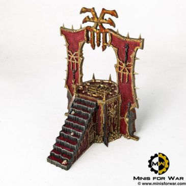 AoS – Khorne Bloodbound Army Part IV