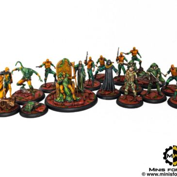 Batman Miniatures – Kali Yuga