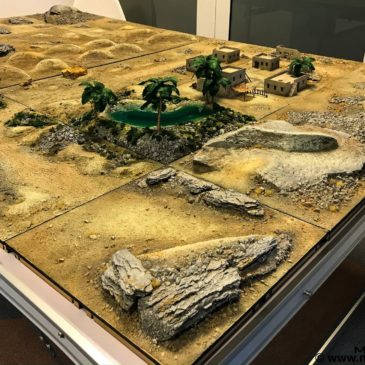 Terrains – Modular Gaming Table