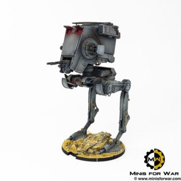 Star Wars: Legion – Galactic Empire Units