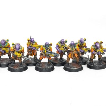 40k – Genestealer Cult, Kill Team