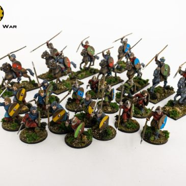 SAGA – Viking and Carolingian Warband