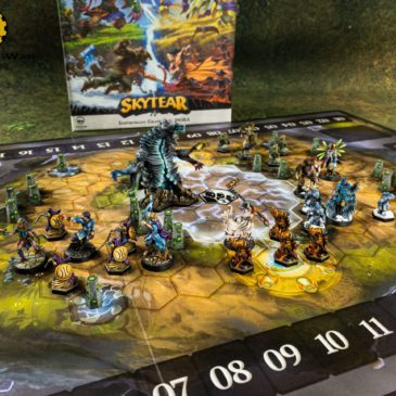 Board Games – Skytear