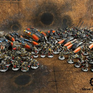 40k – Adeptus Custodes Army