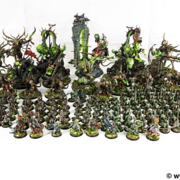 AoS – Skaven Army, Part I