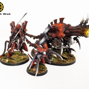 40k – Tyranid Ladybugs