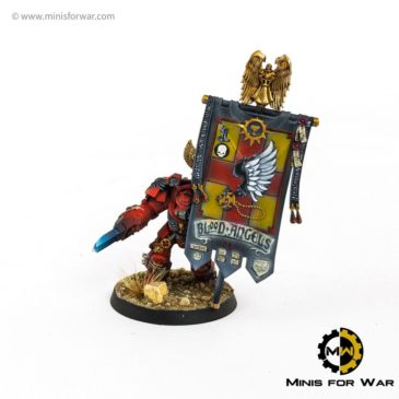 40k – Blood Angels Heroes