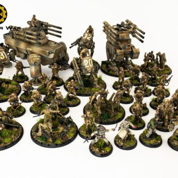 Dust Tactics – USMC Army