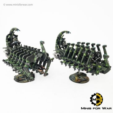 40k – Necron Forces