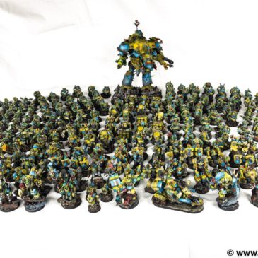 40k – Mech Ork Army, Part I